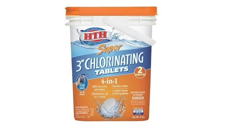 Best Chlorine Treatment for Your Pool 4