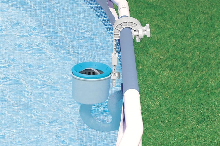 WHAT IS A SKIMMER FOR ABOVE GROUND POOLS?
