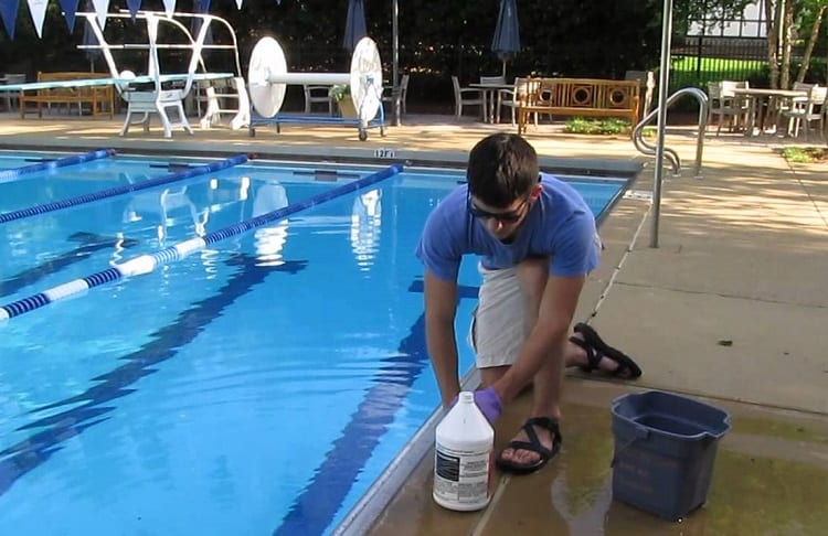 Is Muriatic Acid Safe for Swimming Pools?