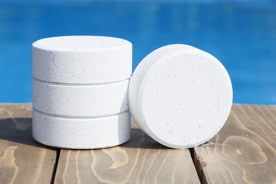 Best Chlorine Treatment For Your Pool