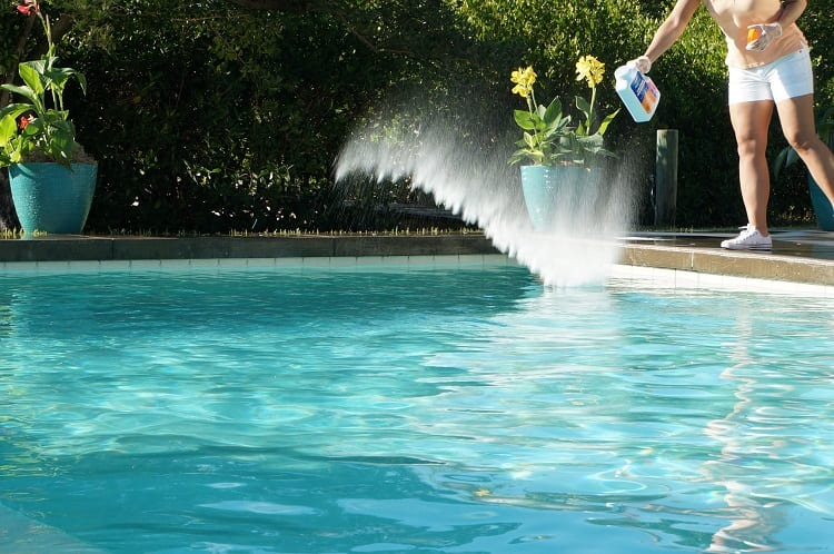 WHY IS CHLORINE NECESSARY IN A POOL?