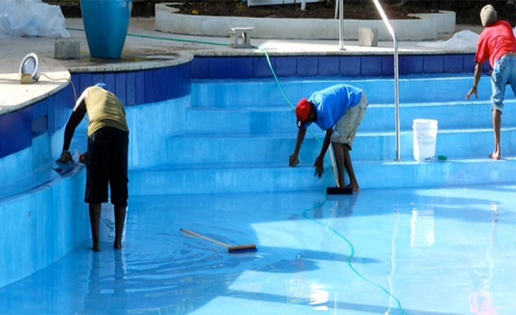 How to Sanitize Your Pool?