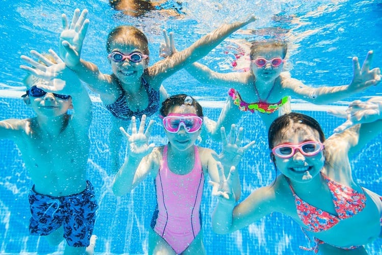 What are the Benefits of a Saltwater Pool?